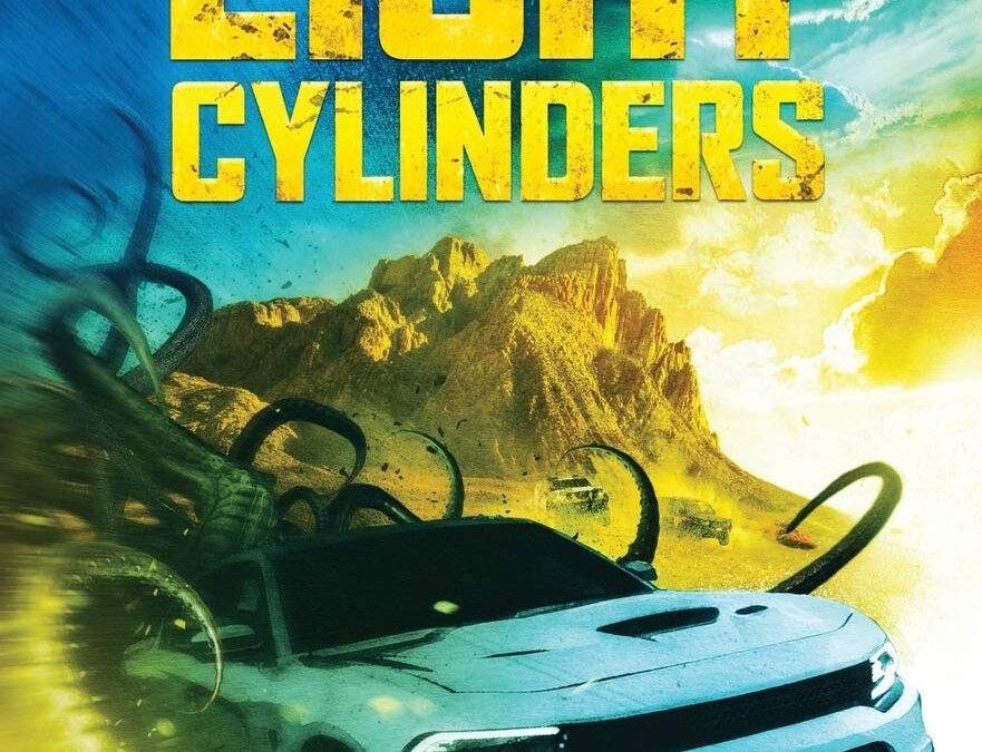 Book Review: EIGHT CYLINDERS