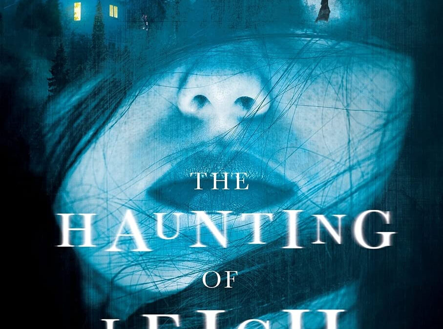 Book Review: THE HAUNTING OF LEIGH HARKER